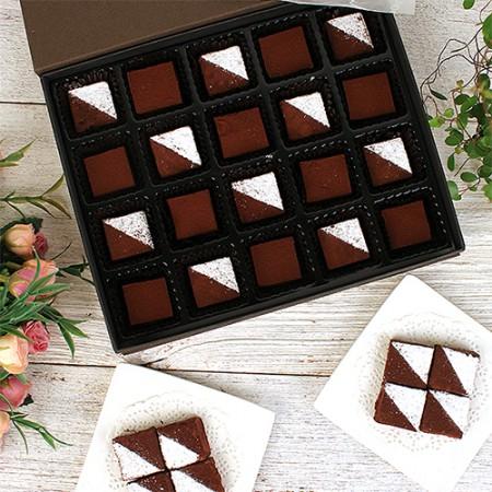 부티크 파베 초콜릿만들기 세트 (생초콜릿)